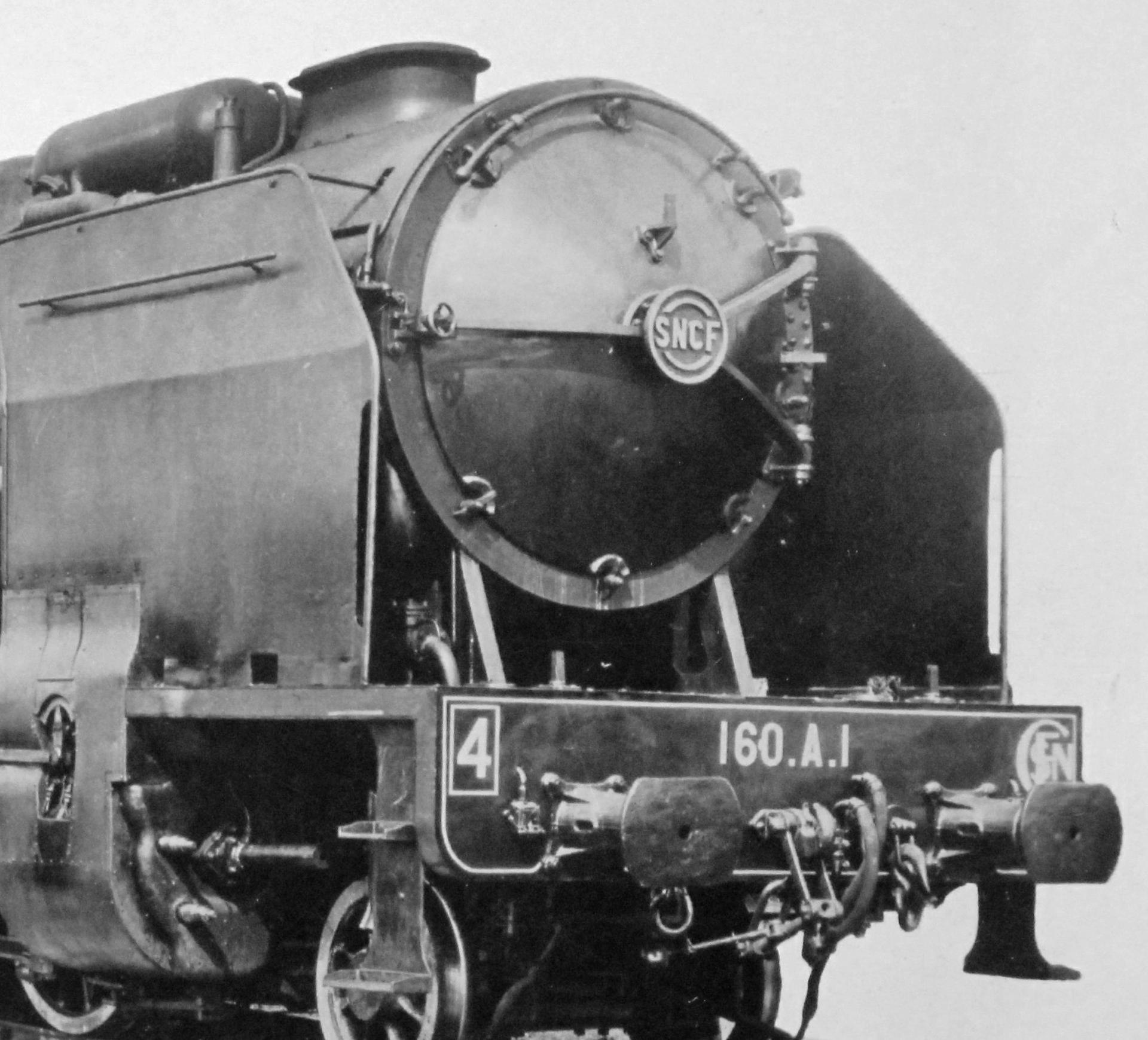 Sncf class 160 a1
